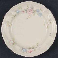 Tea Rose by Pfaltzgraff Salad Plates $5.99