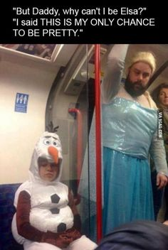 Father of the year!