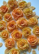 Roses, Flowers, Pink, Rose, Royal Icing Flowers, Flower, Florals, Floral, Blossoms