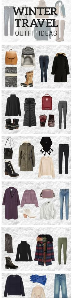 Beat the elements and style boredom on your next cold-weather adventure.