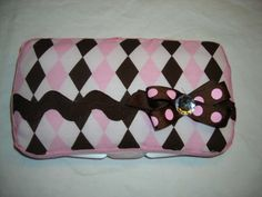 Custom Wipe Case by BabyBelovedBoutique on Etsy, $8.00