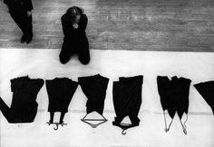 Little black dress...Rising Objects