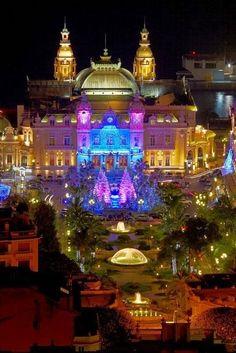 Monte Carlo Casino a lovely art