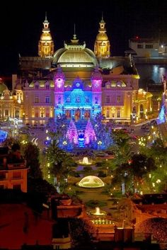 Monte Carlo Casino a lovely art