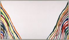 Morris Louis: Alpha-Pi (67.232) | Heilbrunn Timeline of Art History | The Metropolitan Museum of Art