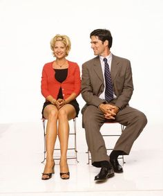 Dharma and Greg.
