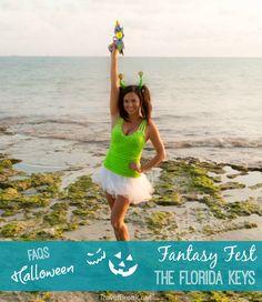 Fantasy, Fest Halloween, The Florida Keys TravelBreak.net