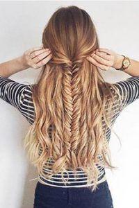 Fishtail Braid: Top 25 Beautiful Fishtail Braids