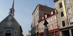 Ville de Québec – Province du Québec Canada, San Francisco Ferry, Big Ben, Building, Travel, Switzerland, Viajes, Buildings, Trips
