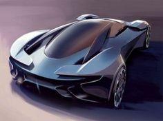 Aston Martin unveils DP-100 Vision Gran Turismo Concept   - Car Body Design.
