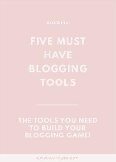 Blogging Tools | Blog Tips | Small Biz | Creative | Blogger