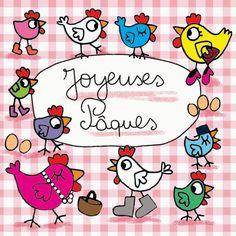 l'atelier de la libellule Dessins gratuits ok Happy Easter, Illustrations, Dragonflies, Greeting Cards, Coloring Pages, Noel, Dutch Ovens, Happy Easter Day, Illustration
