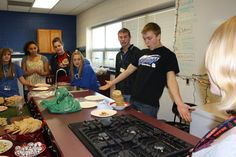 Nutrition & Culinary Arts 1 (Foods 1) - Mrs. Williams' FACS Website