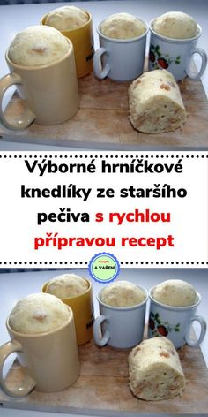 Czech Recipes, Ethnic Recipes, Cooking Tips, Cooking Recipes, What To Cook, I Love Food, A Table, Food And Drink, Vegetarian