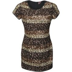 Red or Dead Sequin Dress  £65.00 #holiday