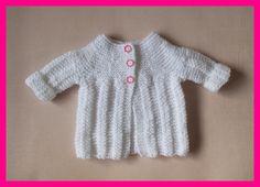 marianna's lazy daisy days: Nina Baby Jacket