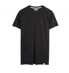 NORSE PROJECTS 'NIELS' T-SHIRT. Charcoal. £50.00