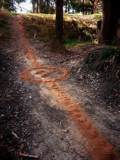 Gerry Joe Weise, Land Art
