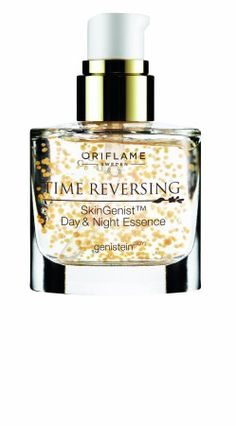Time Reversing SkinGenist™ Day & Night Essence Serum Día y Noche Time Reversing Skin Genist Face Care, Body Care, Skin Care, Oriflame Beauty Products, Eyeshadow For Brown Eyes, Skin Firming, Beauty Secrets, Natural Skin, Beauty Products