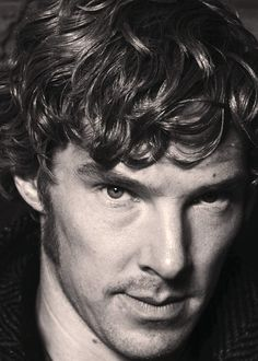 """Benedict Cumberbatch(Sherlock Holmes, Sherlock BBC)- you know what I find intriguing about this man? He isn't exactly """"drop dead gorgeous"""", but damn he is some kind of sexy?"""