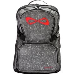 e89bd72ded48 nfinity cheer backpack glitter all red - Google Search Cheerleading  Company