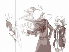 Komaeda Lucky encounter part 2