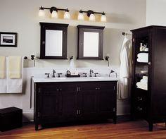 hot trends of modern bathroom vanities
