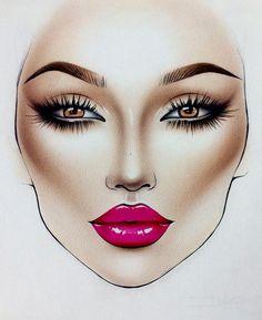 How to shape perfect brows – permanent brows – microblading & powder ombre - Permanent Makeup Makeup Inspo, Makeup Inspiration, Beauty Makeup, Uk Makeup, Cheap Makeup, Makeup Goals, Makeup Ideas, Makeup Illustration, Illustration Mode