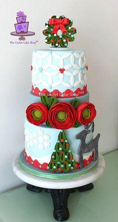 Las Mejores 65 Ideas De Bizcocho De Navidad Bizcocho De Navidad Torta Navidad Pastel De Navidad