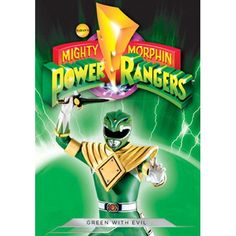 Mighty Morphin' Power Rangers poster, t-shirt, mouse pad Power Rangers Poster, Power Rangers Helmet, Power Rangers Movie, Amy Jo Johnson, Tommy Oliver, Green Ranger, Ninja Warrior, Mighty Morphin Power Rangers, Star Wars Jedi
