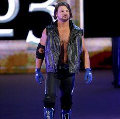 AJ Styles debuts at the Royal Rumble