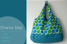 durbanville.design: Charlie Bag inspired #5 ... heute wird der Boden rund