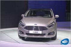 Ford S-Max Paryz 2014 #Ford #SMax Galeria http://www.moj-samochod.pl/Galerie/Ford-S-Max-Paryz-2014