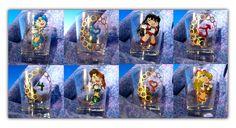 Sailor Moon Cups by ~thedustyphoenix on deviantART