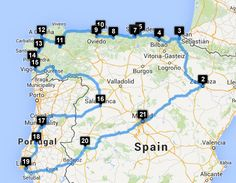 tour northern spain and portugal   Nord Spanien & Portugal - Iberica Travel