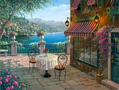 Bellagio Memories by Robert Pejman
