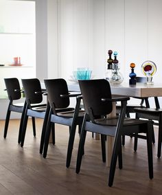 For Sale on - Ilmari Tapiovaara Domus chair in natural oak for Artek. Designed in 1946 and produced by Artek of Finland. Executed in natural lacquered oak wood.