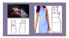 Como hacer un vestido Largo
