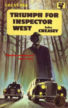 Triumph for Inspector West by John Creasey