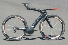 Pearson Bikes - manufacture lightweight aerodynamic carbon fibre bicycle frames with integrated forks, handlebars, brakes and seat posts. Superfast for Ironman triathletes and multi-sport racers.