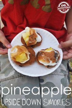 pineapple smores recipe
