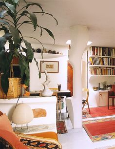 I've been calling it Palm Springs Boho Mid Mod, but Mexican Modernism works too