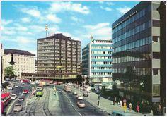 Sörnäinen, Helsinki, 1950's-60's