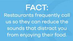 Noisy Restaurant a Nuisance?