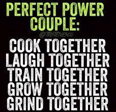 Bildergebnis für fitness couple sprüche