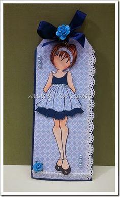 Handmade by Vivi: Prima Dolls