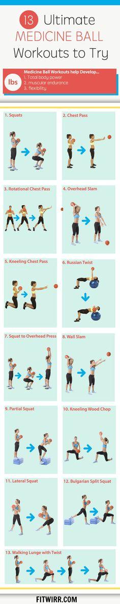 fitness core exercises - Buscar con Google