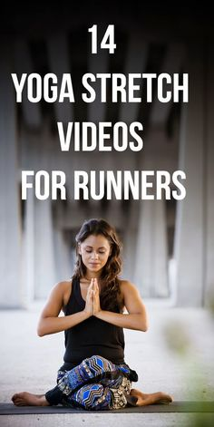 14 Yoga Poses For Runners | Fit Villas.