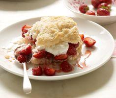 Commanders Strawberry Shortcake