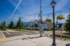 VISCO decorative pole assembly  Snoqualmie, WA